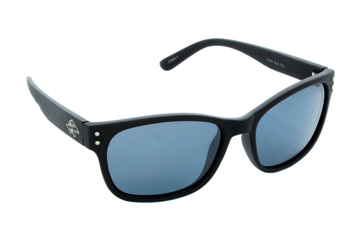 Anarchy Vert Polarized Sunglasses - Black