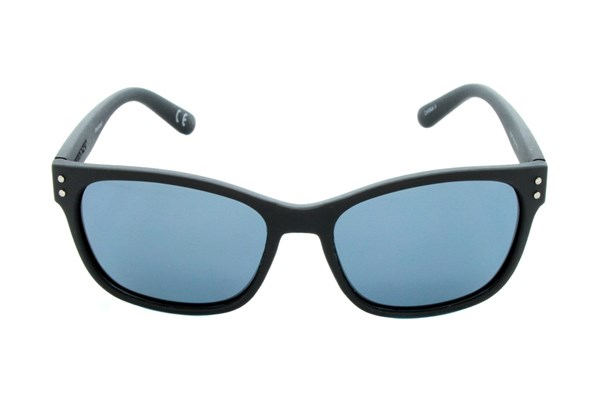 Anarchy Vert Polarized Black Sunglasses