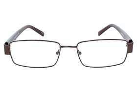 Evolution Eyes Eyewear CRM393 Reading Glasses Brown