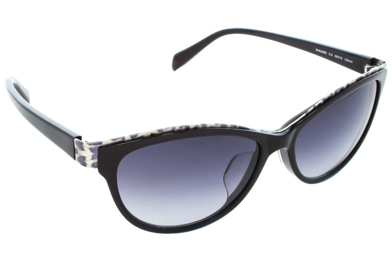 TC Charton Shaunee Brown Sunglasses