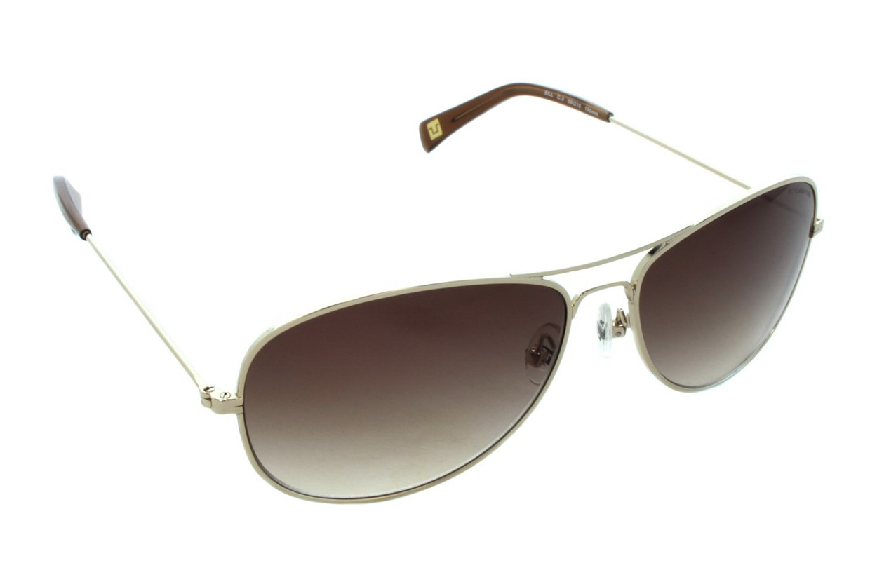 TC Charton Bill Gold Sunglasses