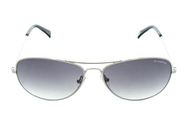TC Charton Bill Sunglasses - Silver