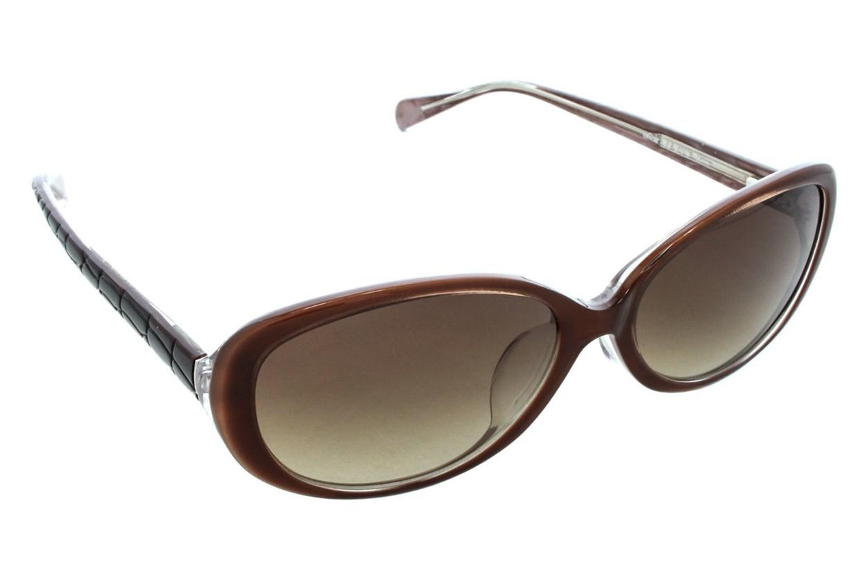 TC Charton Vangie Brown Sunglasses