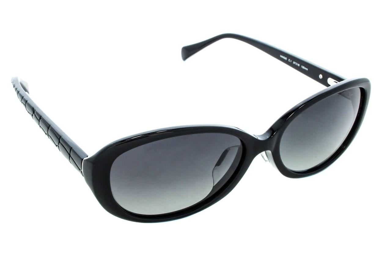 TC Charton Vangie Black Sunglasses