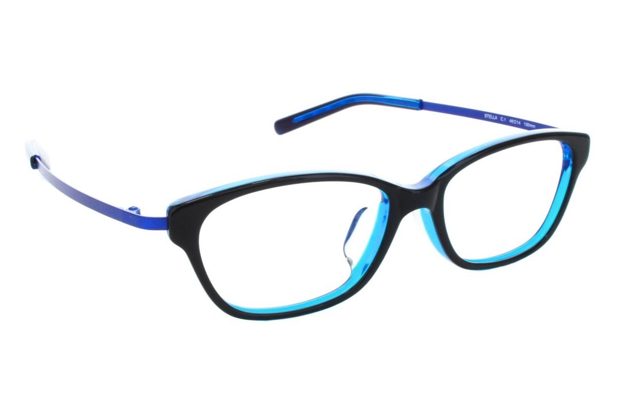 TC Charton Stella Blue Eyeglasses