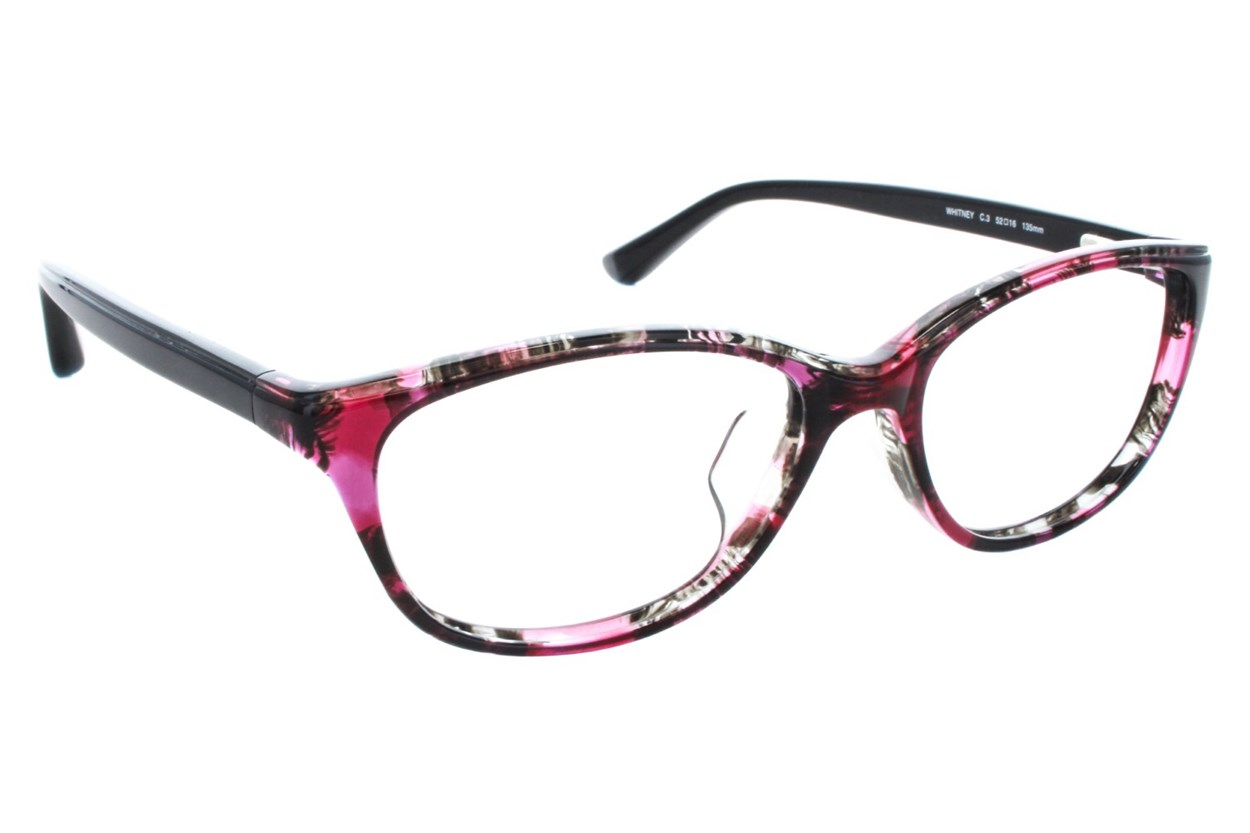 TC Charton Whitney Eyeglasses - Red