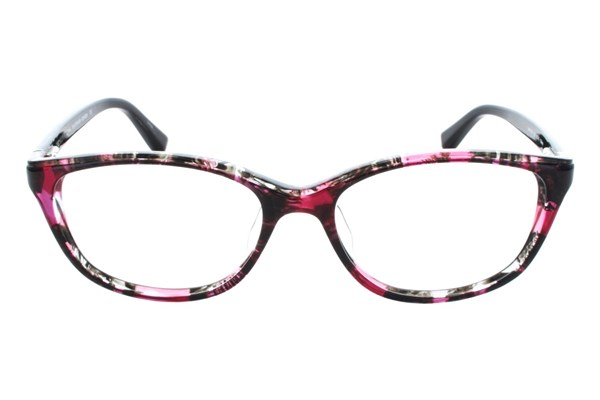 TC Charton Whitney Red Eyeglasses