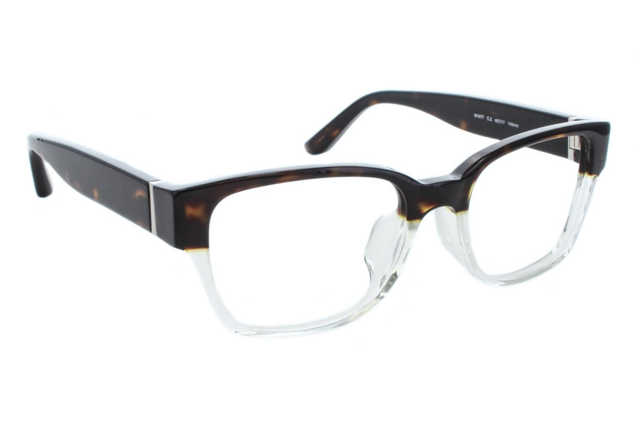 TC Charton Wyatt Brown Eyeglasses