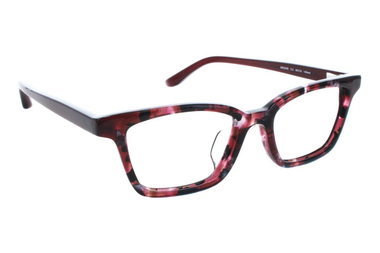 TC Charton Brooke Tortoise Eyeglasses