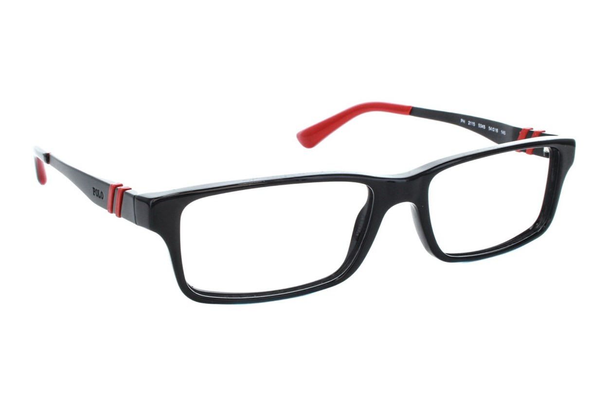 Polo PH2115 Black Eyeglasses