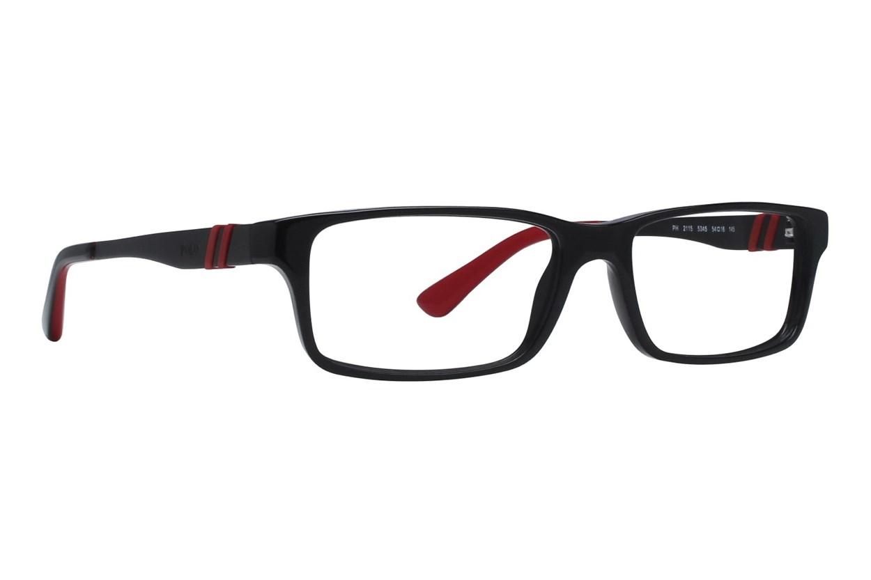 Polo PH2115 Black Eyeglasses