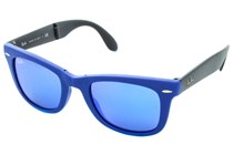 Ray-Ban RB4105 50 Folding Wayfarer
