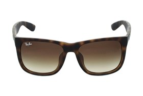 Ray-Ban® RB4165F Justin Asian Fit Brown