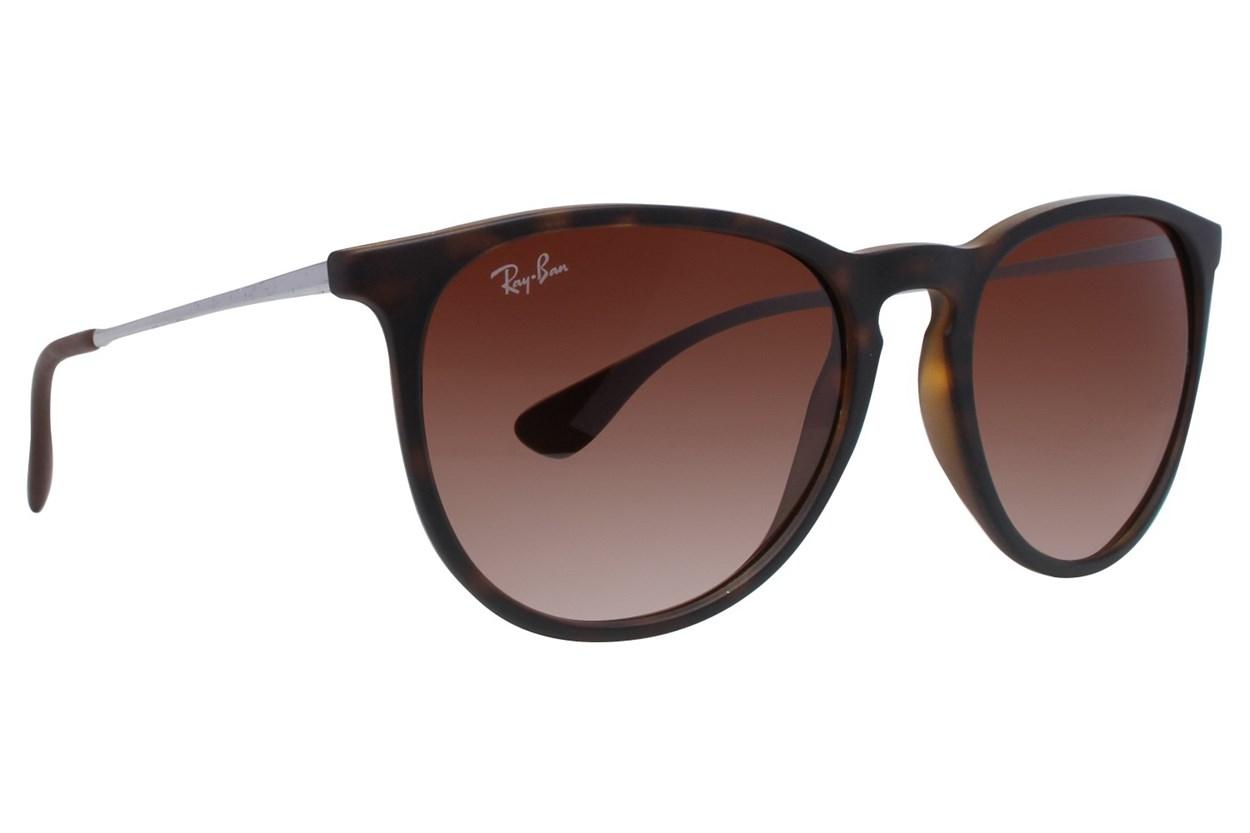 Ray-Ban® RB4171 Erika Tortoise Sunglasses