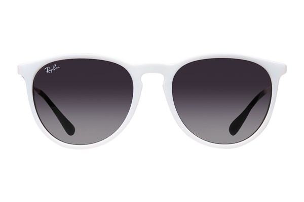 Ray-Ban® RB4171 Erika White Sunglasses