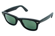 Ray-Ban RB2140QM 50 Leather Polarized
