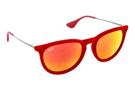 Ray-Ban® RB4171 Erika Velvet Red