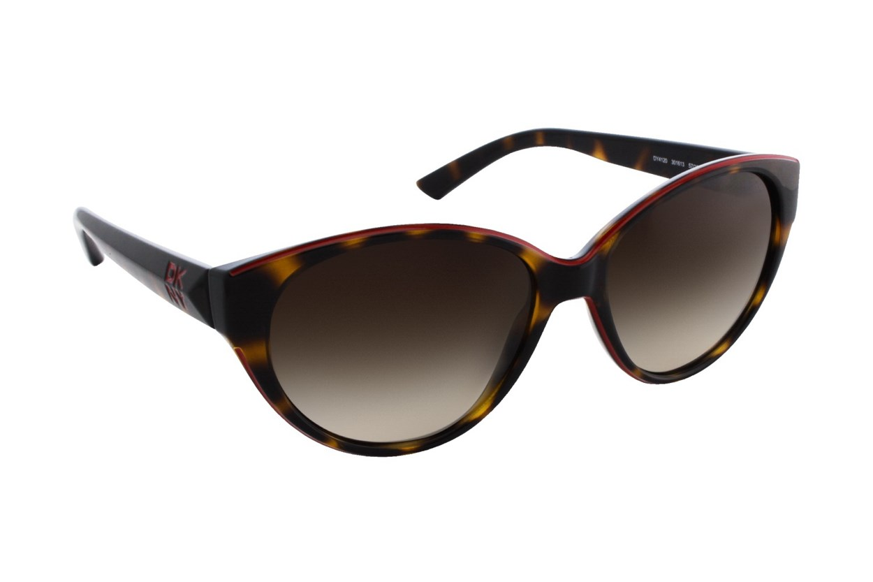 DKNY 4120 Tortoise Sunglasses