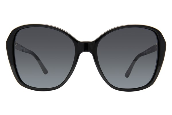 DKNY 4122 Sunglasses - Black