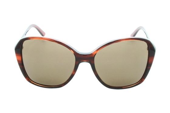 DKNY 4122 Brown Sunglasses