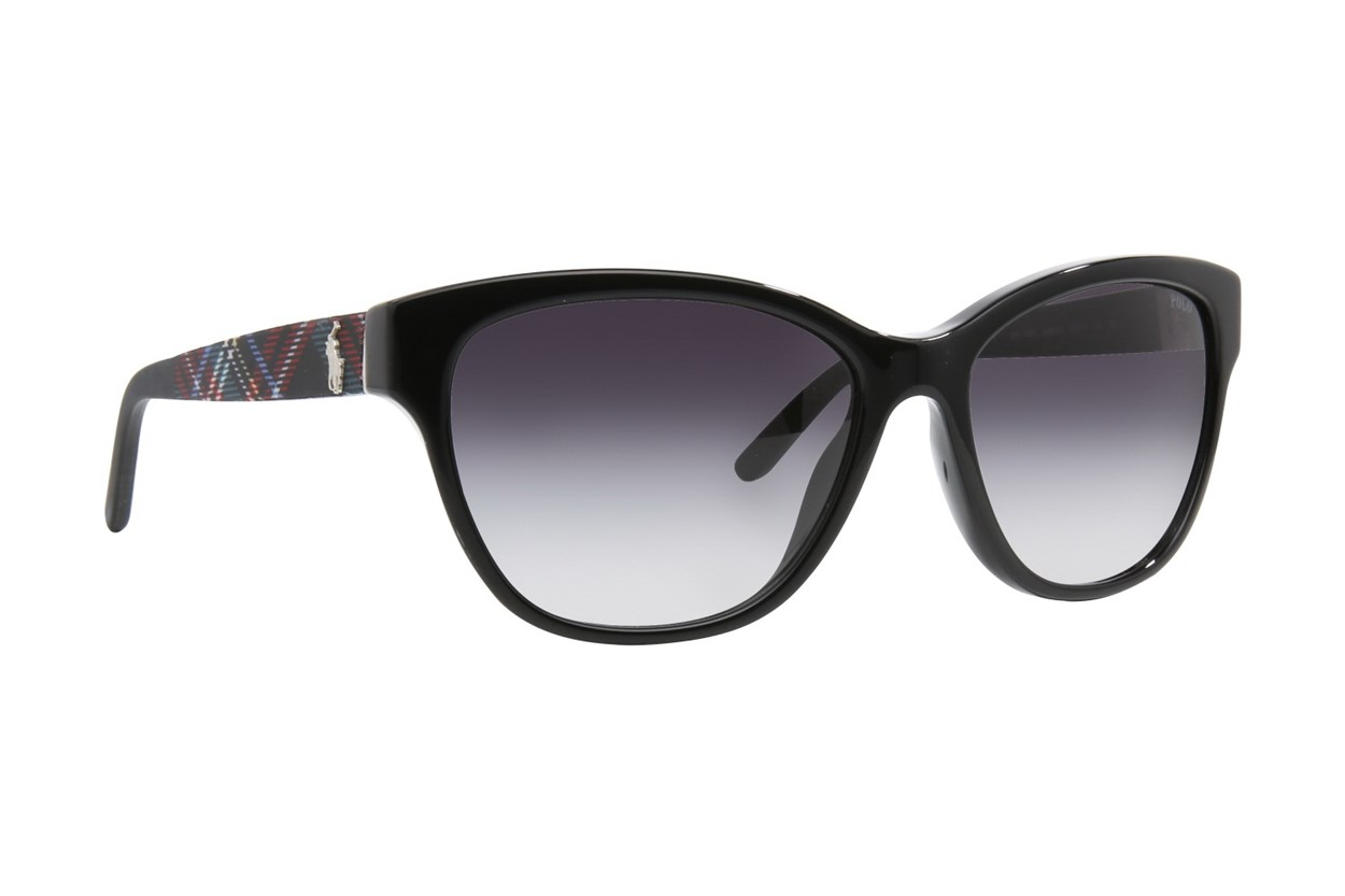 Polo PH4093 Black Sunglasses