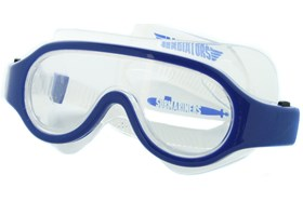 Babiators Submariners Toddler Swim Goggles Blue