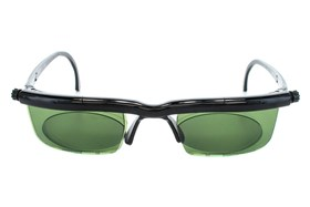 Adlens Sundials Adjustables Instant Prescription Sunglasses EM02 Black
