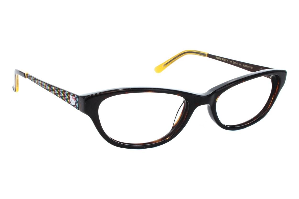 Hello Kitty HK240 Tortoise Eyeglasses