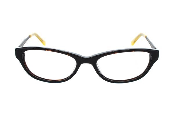 Hello Kitty HK240 Tortoise Eyeglasses