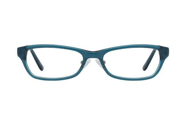Hello Kitty HK247 Blue Eyeglasses