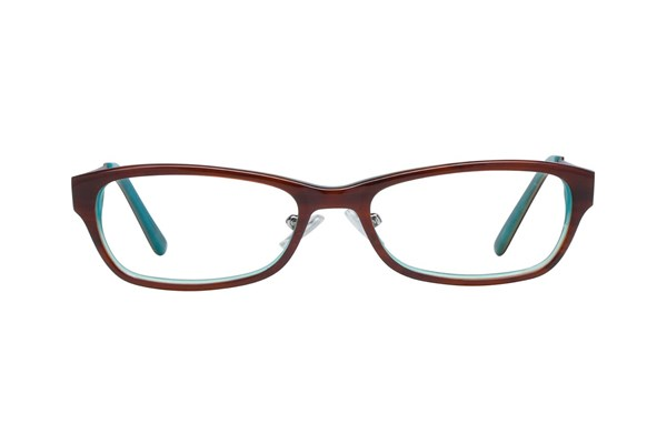 Hello Kitty HK247 Eyeglasses - Brown