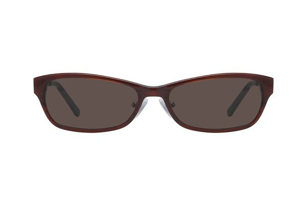 Hello Kitty HK247 Sun Brown Sunglasses
