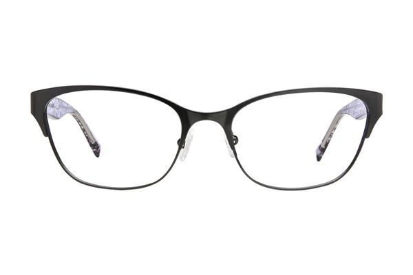 Lucky D100 Eyeglasses - Black