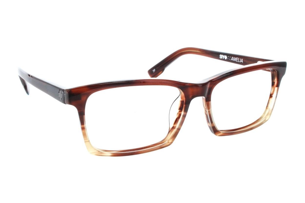 Spy Optic Amelia Brown Eyeglasses
