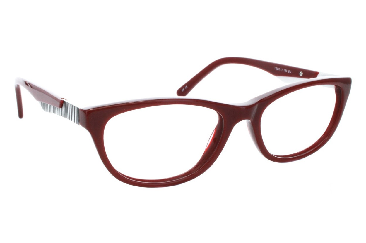 Timex Womens Caravan Red Eyeglasses