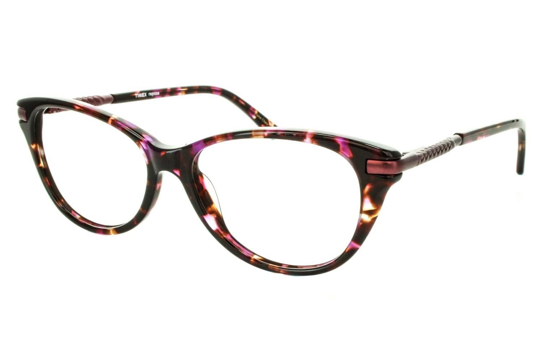 Glasses Frames Womens : Timex Womens Repose Prescription Eyeglasses ...