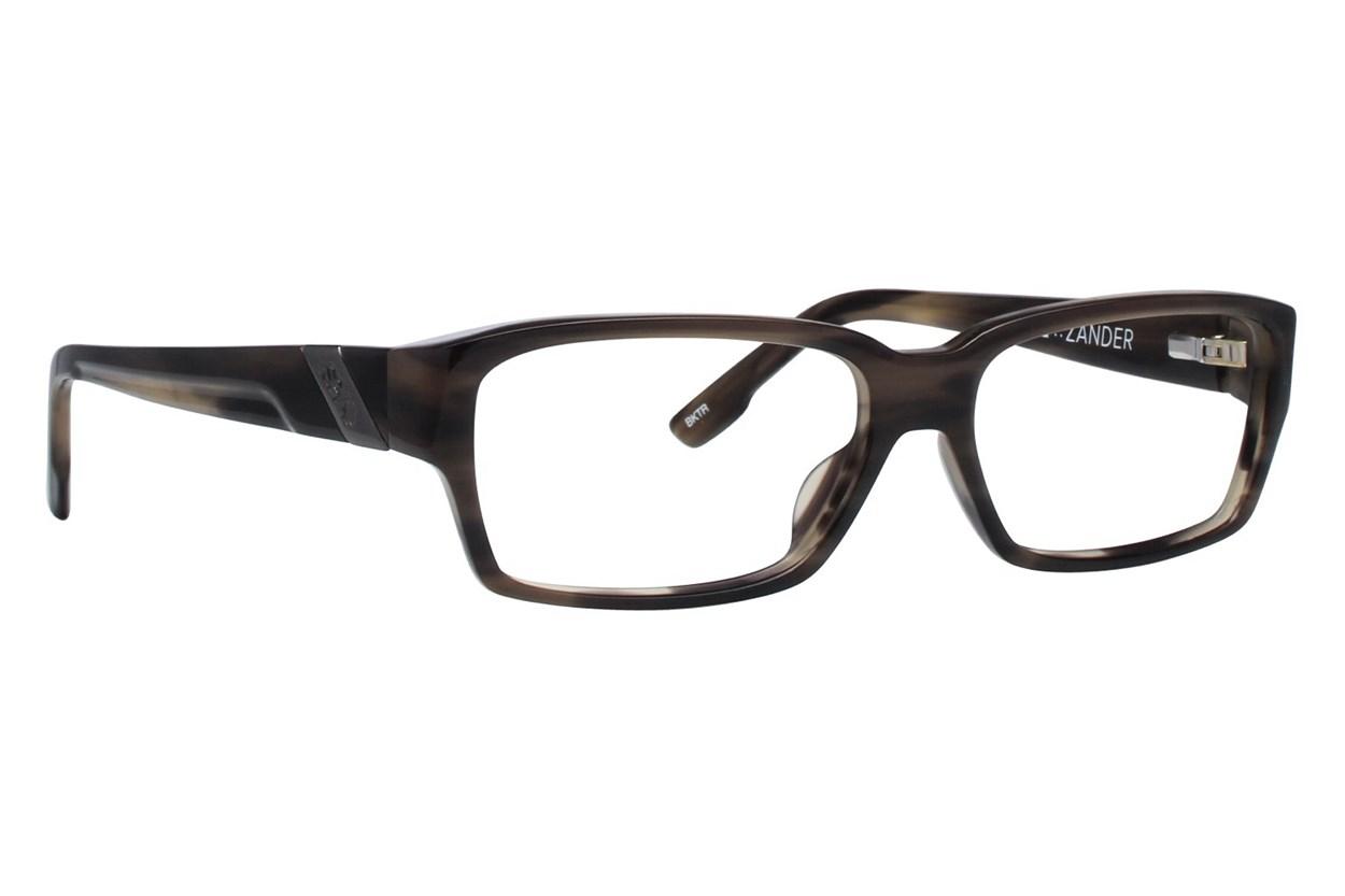 Spy Optic Zander Black Eyeglasses
