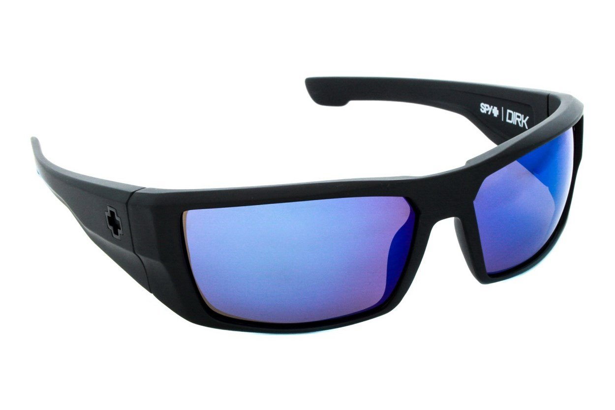 Spy Optic Dirk Polarized Black Sunglasses