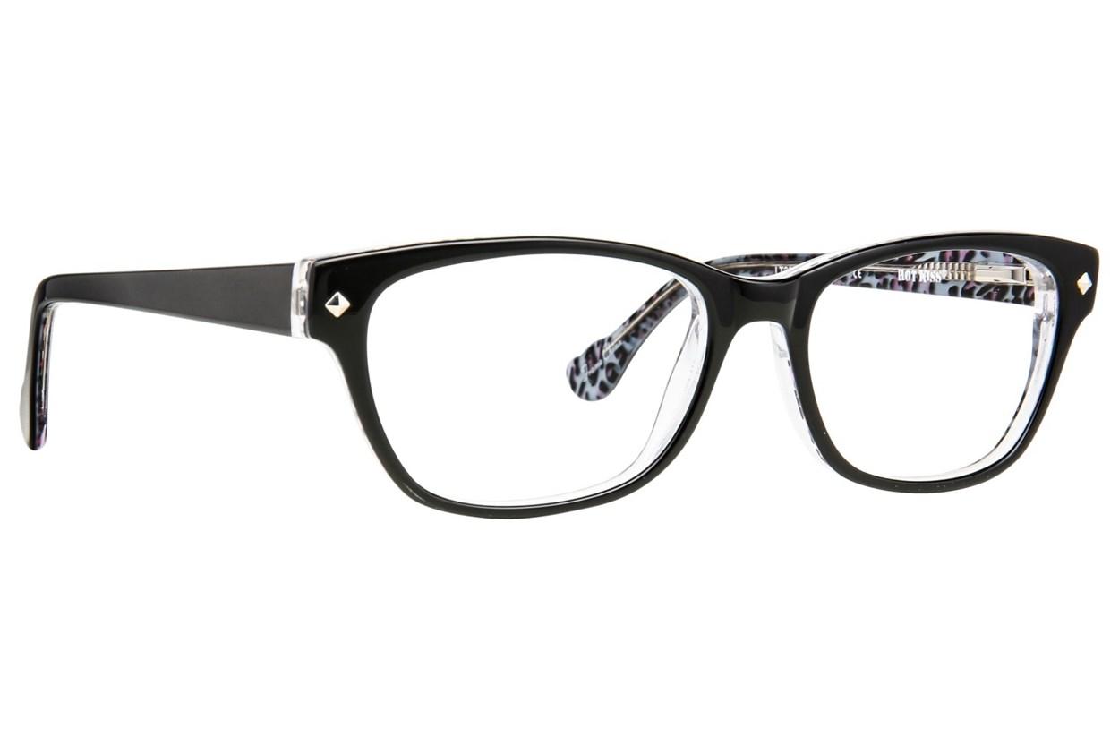 Hot Kiss HK10 Black Eyeglasses