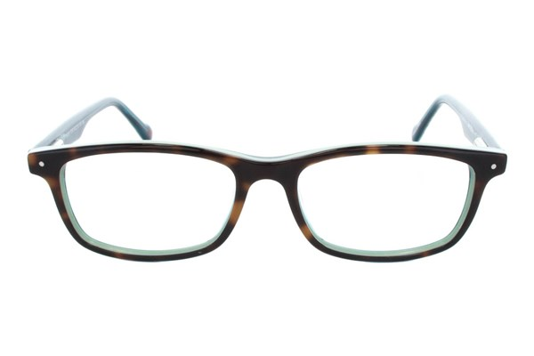 Hot Kiss HK28 Eyeglasses - Tortoise