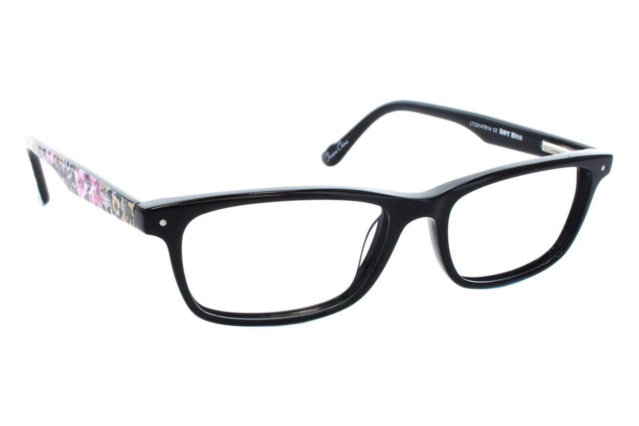 Hot Kiss HK28 Eyeglasses - Black