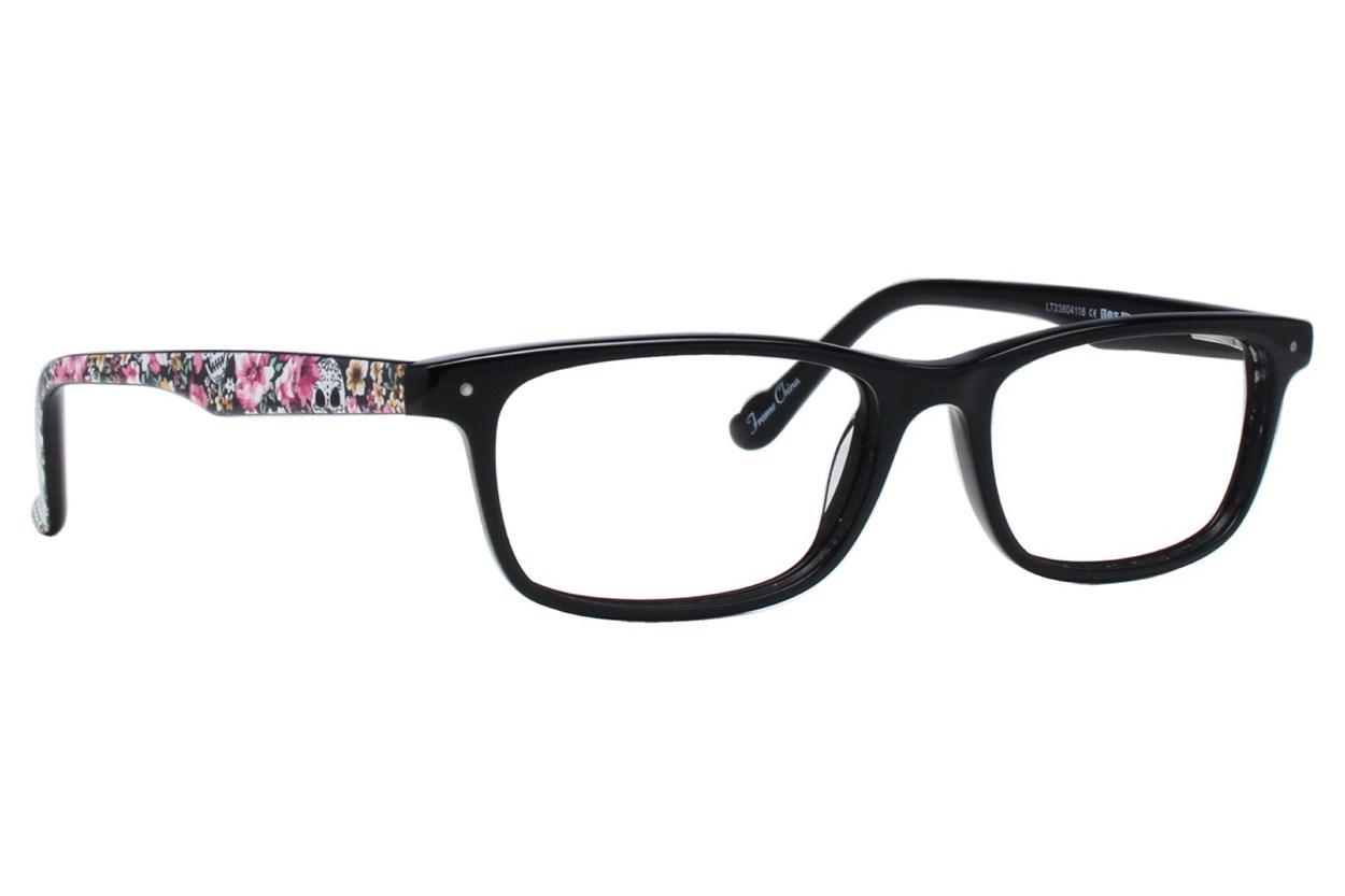 Hot Kiss HK28 Black Eyeglasses