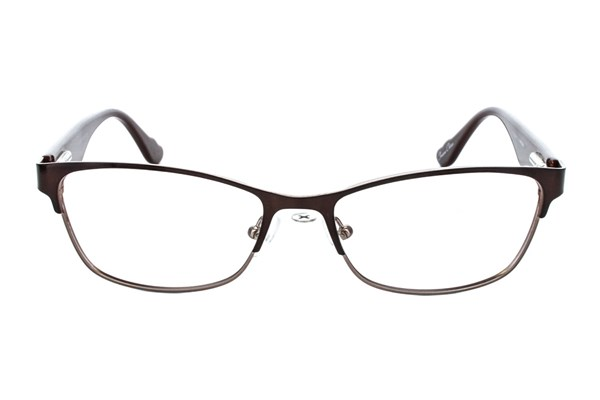 Hot Kiss HK29 Eyeglasses - Brown
