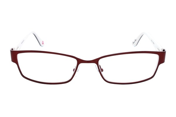Hot Kiss HK30 Red Eyeglasses