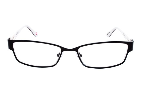 Hot Kiss HK30 Eyeglasses - Black