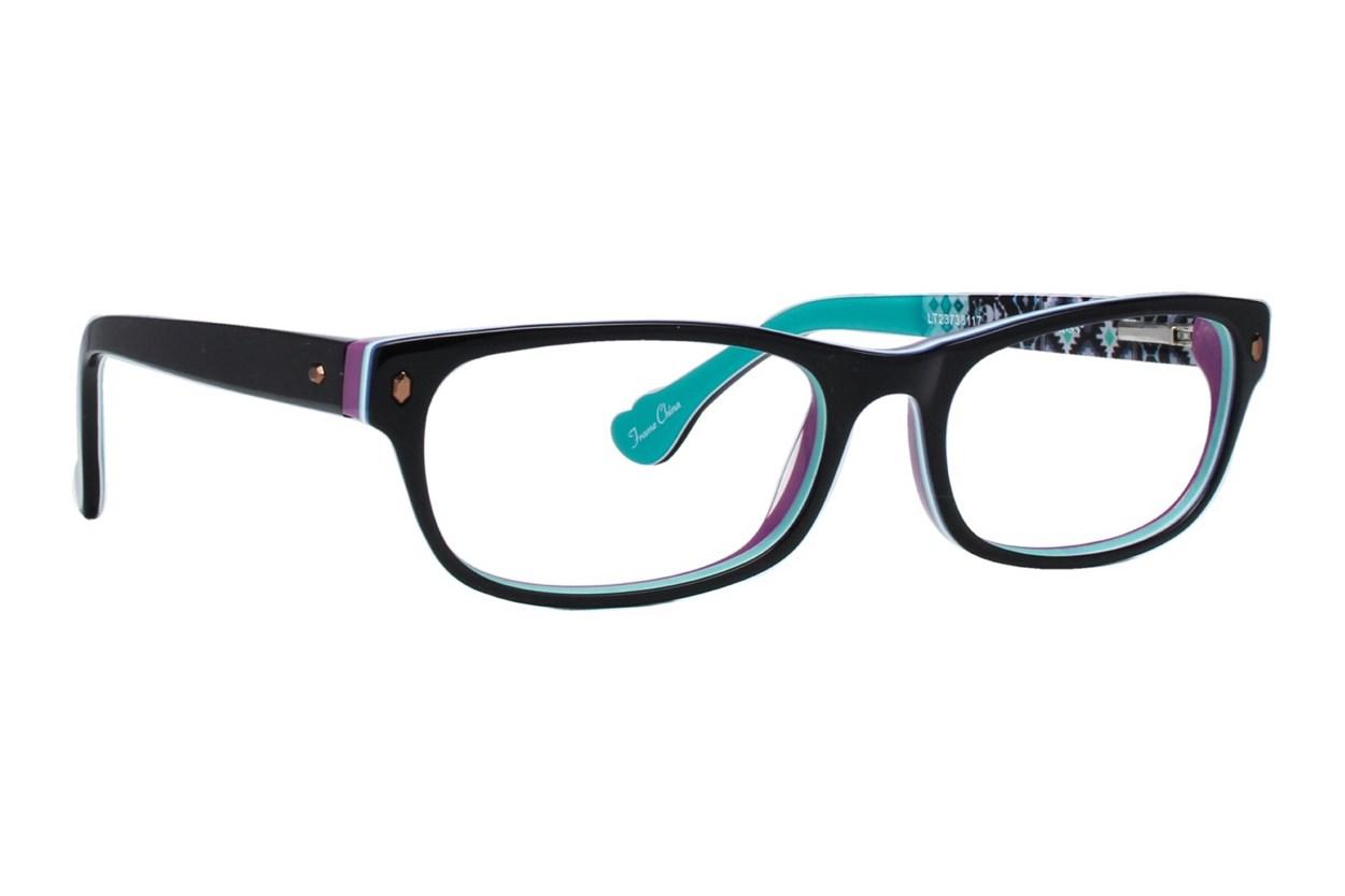 Hot Kiss HK34 Black Eyeglasses