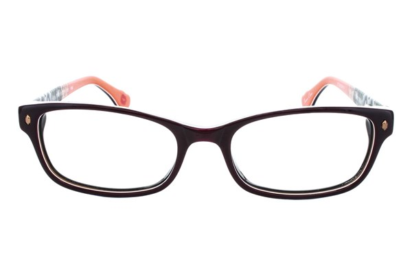 Hot Kiss HK34 Eyeglasses - Purple