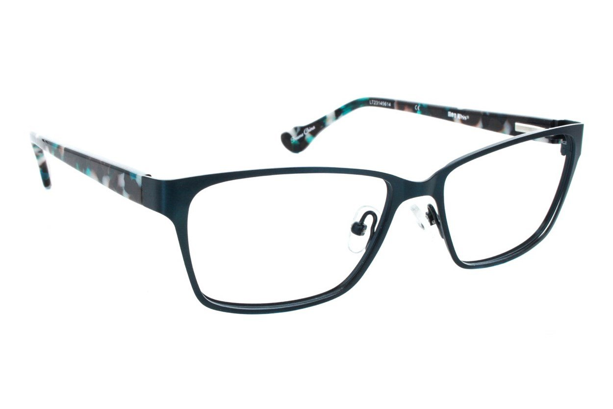 Hot Kiss HK38 Green Eyeglasses
