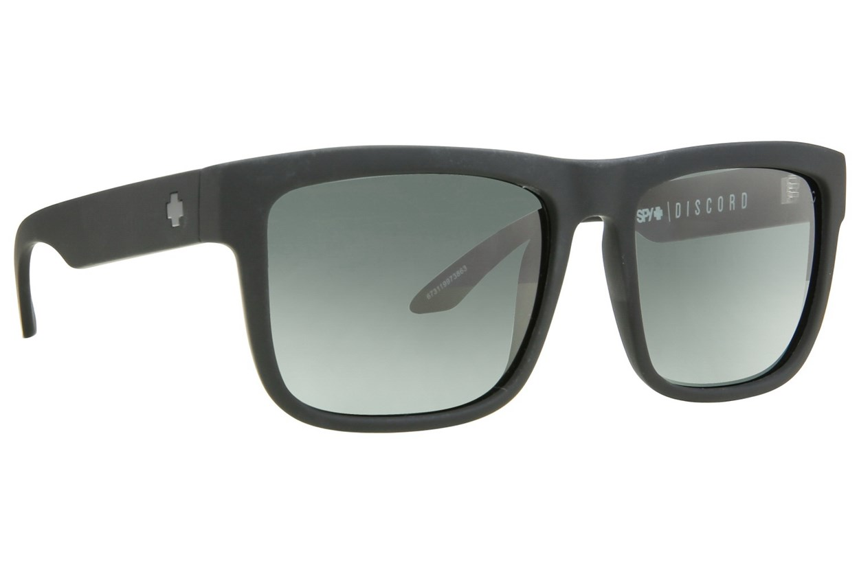 Spy Optic Discord Black Sunglasses