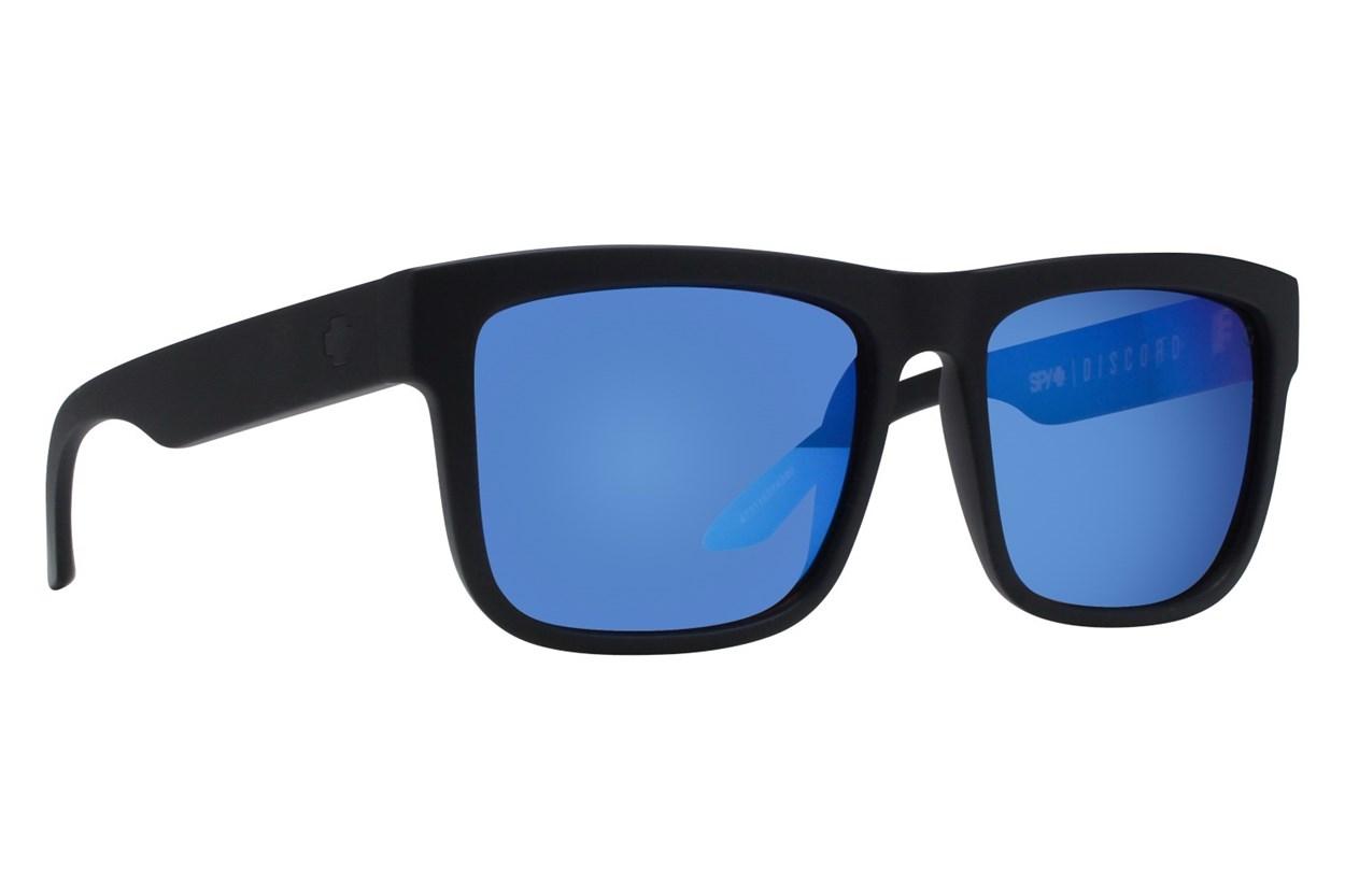Spy Optic Discord Polarized Black Sunglasses